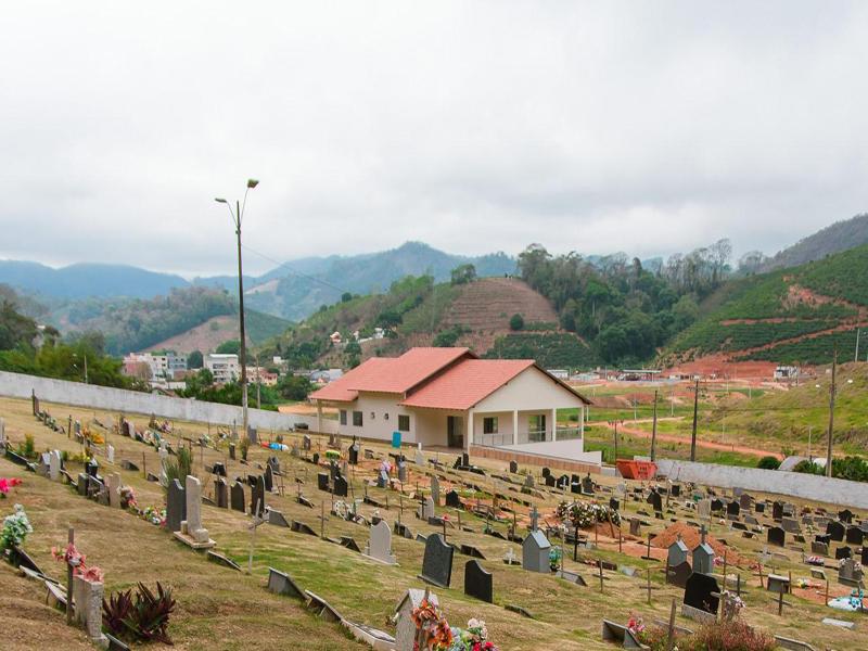 Prefeitura de Venda Nova comunica transferência de restos mortais no Cemitério Padre Emílio