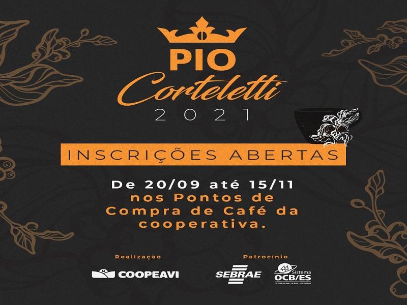 Cafés especiais: Prêmio Pio Corteletti com novidades na sua 11ª edição