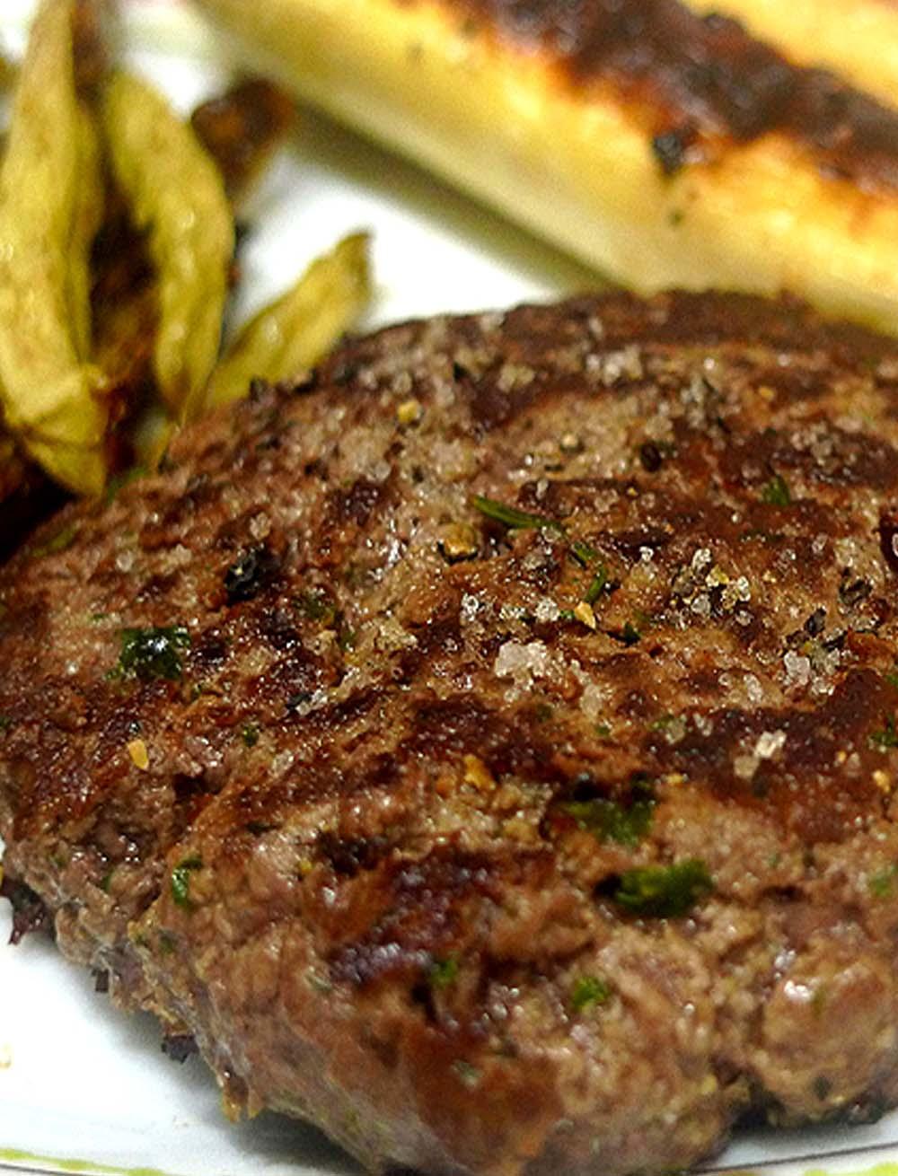 Bife de Hamburger