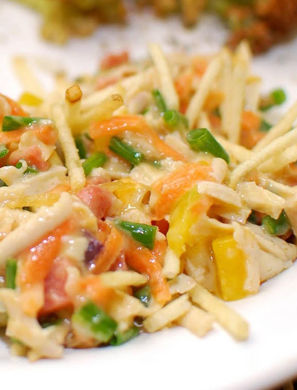 Salpicão Vegetariano